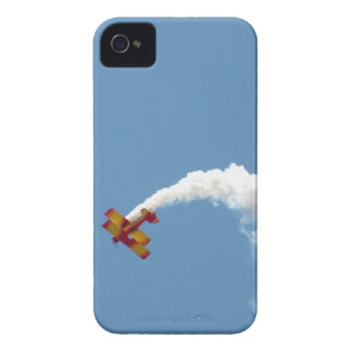 Biplane Acrobatics iPhone 4 Case