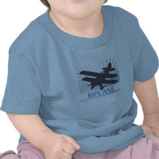 Biplane Airplane T-shirts