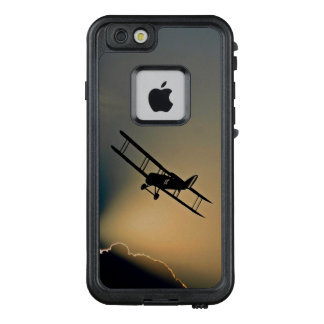 Biplane and sunset LifeProof FRĒ iPhone 6/6s case