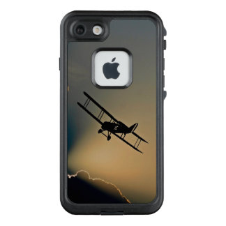 Biplane and sunset LifeProof FRĒ iPhone 7 case