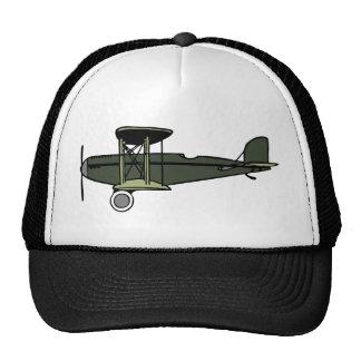 Biplane Trucker Hat