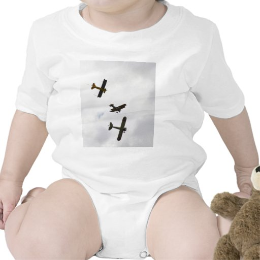 Biplane Models Shirts