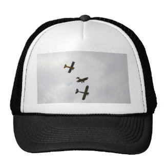 Biplane Models Trucker Hat