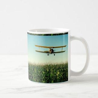 biplane overflight mugs