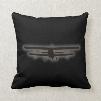 biplane pillow