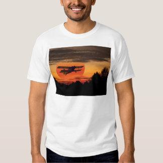biplane tee shirt