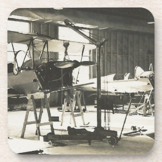 Biplane Trainers In 1941 Coaster