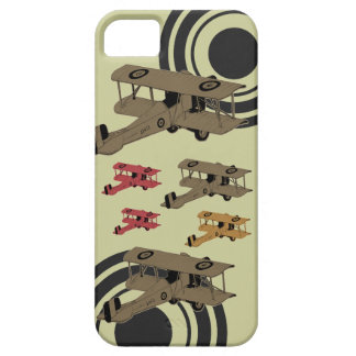 biplanes flight iphone5 case