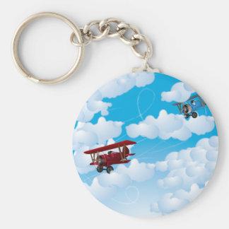 BiPlane's Keychain