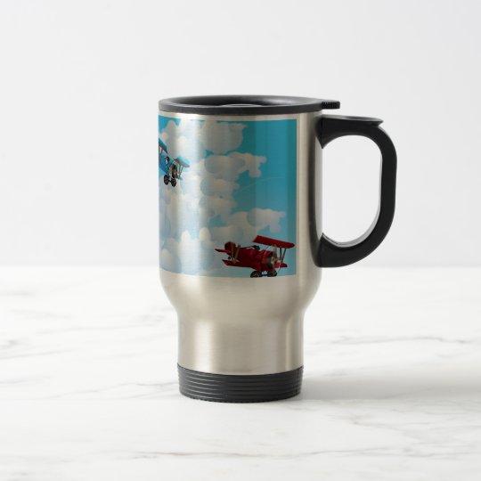 BiPlane's Travel Mug