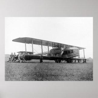 Biplano Airliner, 1919 Impresiones