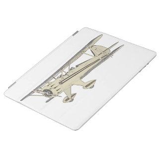 Biplano de Waco Cubierta De iPad