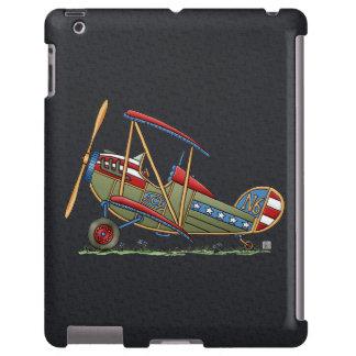 Biplano lindo funda para iPad