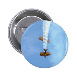 Biplanos aeroacrobacias pins