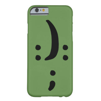 Bipolar Awareness Barely There iPhone 6/6s Case