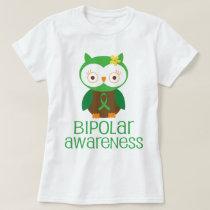 Bipolar Awareness Gift Idea Tshirt