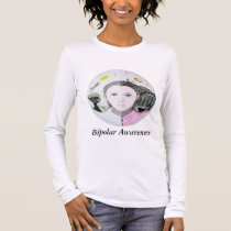 Bipolar Awareness Long Sleeve T-Shirt