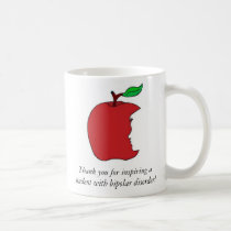 Bipolar Awareness Teacher Appreciation Mug