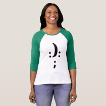Bipolar Awareness Women's Bella Canvas 3/4 T-Shirt