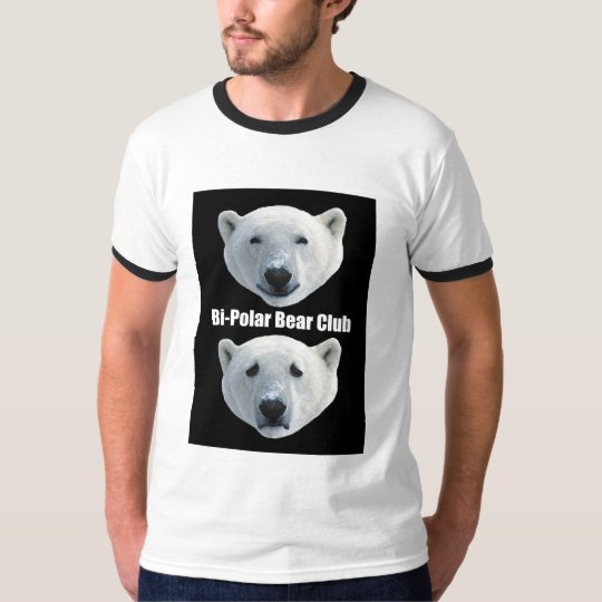 Bipolar Bear Club t-shirt