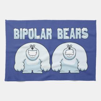 BIPOLAR BEARS TOWEL