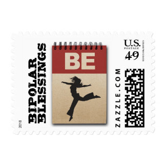 Bipolar Blessings Brand | Postage Stamps