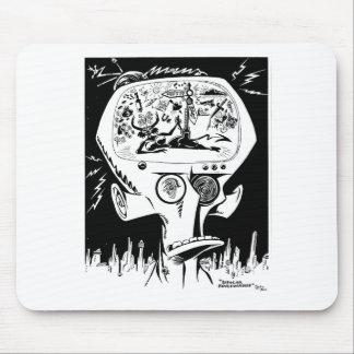Bipolar Boulevardier Mousepad