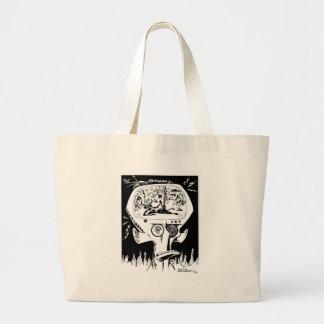 Bipolar Boulevardier Tote Bag