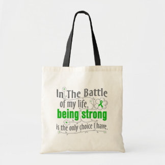 Bipolar Disease In The Battle Budget Tote Bag