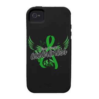 Bipolar Disorder Awareness 16 iPhone 4/4S Covers