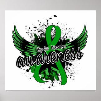 Bipolar Disorder Awareness 16 Poster