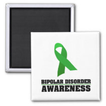 Bipolar Disorder Awareness Magnet