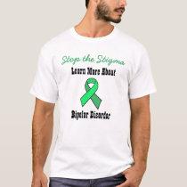 Bipolar Disorder Awareness Month T-Shirt
