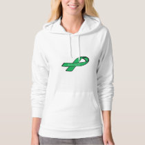 Bipolar Disorder Awareness Project Ribbon Hoodie
