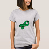 Bipolar Disorder Awareness Project Ribbon T-Shirt
