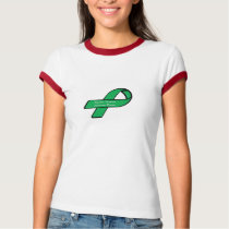 Bipolar Disorder Awareness Project Ribbon Tee