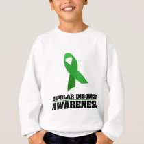 Bipolar Disorder Awareness Sweatshirt