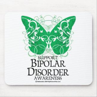 Bipolar Disorder Butterfly Mousepads
