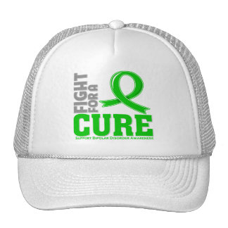 Bipolar Disorder Fight For A Cure Hats