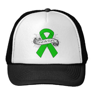 Bipolar Disorder Find A Cure Ribbon Trucker Hat