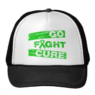 Bipolar Disorder Go Fight Cure Trucker Hat