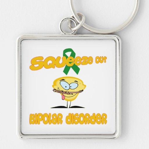Bipolar Disorder Keychain