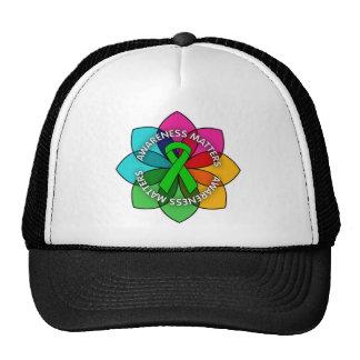 Bipolar Disorder Matters Petals Hats