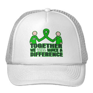 Bipolar Disorder Together We Will Make A Differenc Trucker Hat