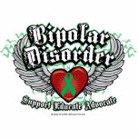 Bipolar Disorder Wings Photo Cut Out