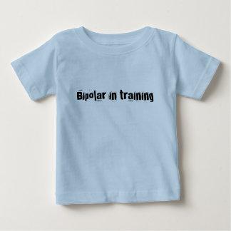 Bipolar in Training Baby T-Shirt