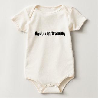 Bipolar in Training Baby Bodysuit