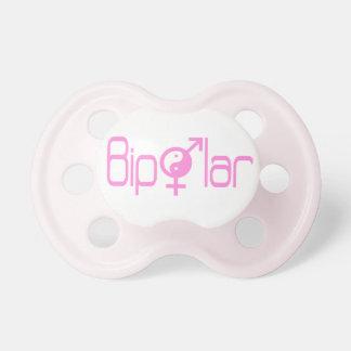 Bipolar pacifier BooginHead pacifier