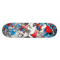 Bipolar Skateboard Deck