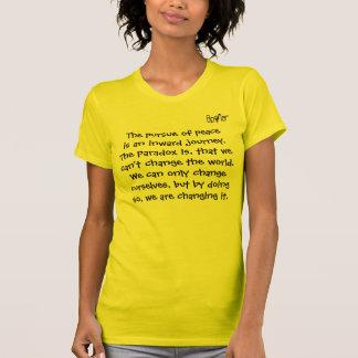 Bipolar - The pursue of peace Shirt